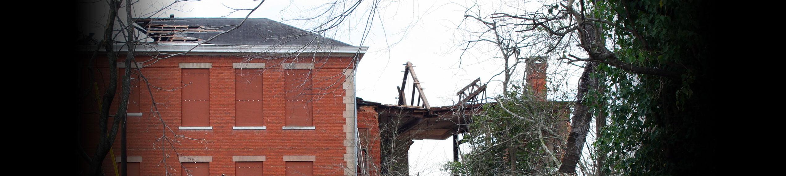 Wind & Storm Damage Repairs in Paul Davis Restoration of Alexandria/St. Cloud, MN